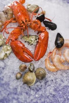 List Of Foods For A Shellfish Food Allergy- wiffs of it triggers asthma, too
