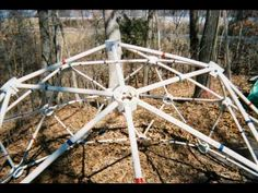 Survival Shelter--Inexpensive Geodesic Domes