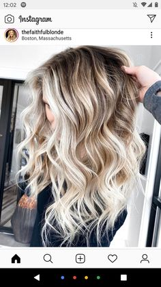 Blonde Hair With Highlights, Blonde Balayage, Pretty Hairstyles, Braided Hairstyles, Cool Blonde, Layered Haircuts, Hair Dos, Gorgeous Hair, Hair Inspo