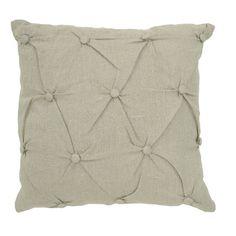 Villa Home Versailles Linen Edison Accent Pillow