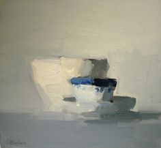 Check out the beautiful simplicity of still life painter,     STANLEY BIELEN   b. Rzeszow, Poland                                      ...