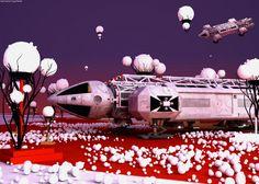 Space 1999: The Guardian of Piri by Tenement01.deviantart.com on @DeviantArt