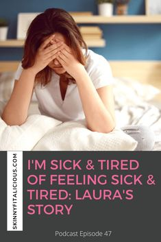 Are you sick and tired of feeling sick and tired and being overweight? Here how Laura increased her energy, stopped stress eating and losing weight! #weightloss #hormones #femaleweightloss #fatloss #weightlosstransformation #lowcaloriediet Weight Loss For Women, Weight Loss Tips, Lose Weight, Stress Eating, Low Calorie Diet, Learning To Love Yourself, Feeling Sick, Learn To Love, Weight Loss Transformation
