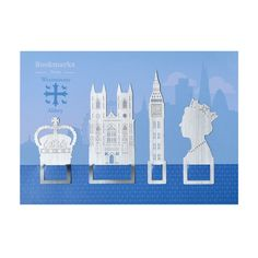 Our customised book clips exclusively for Westminster Abbey to use in their gift shop. Personalised appropriately for perfect museum and heritage gifts.