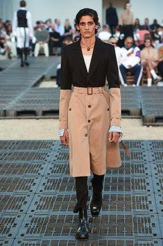 Alexander McQueen Spring 2019 Menswear Paris Collection - Vogue
