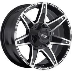 Scorpion SC6 Wheels