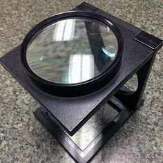 Loupe Magnifier For Precision Leather Work – Fixtures Close Up Cigar Cutter, Leather Working, Close Up, Printer, Wolves, Printers, Leather Crafting