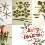 NonSoloRiciclo: il portale sul fai da te, il riciclo creativo e molto altro... Pipe, Merry Christmas, Christmas Ideas, Wreaths, Hobby, Home Decor, Bricolage, Merry Little Christmas, Decoration Home