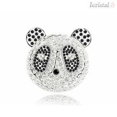 Crystal Brooch Panda is a cute & trendy brooch in character jewelry. Add character & accessorize yourself with this crystal panda brooch. Fashion Jewelry Stores, Trendy Jewelry, Jewelry Sets, Accessories Shop, Fashion Accessories, Crystal Brooch, Austrian Crystal, Brooch Pin, Swarovski Crystals