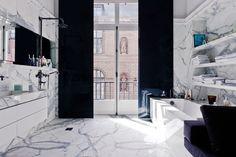 Apartamento na rue de Rivoli, Paris  (Foto: Olivier Löser)