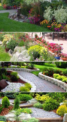 Gartengestaltung Reihenhaus Bilder, kleiner garten ideen gestalten sie diesen mit viel kreativität, Design ideen