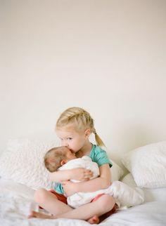 cutest newborn/family photos ever