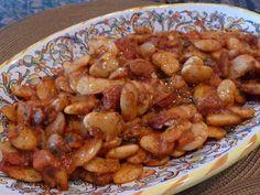 Passion on the Plate: My Big Fat Greek Addiction ! Fasolakia Yiyantes Sto Fourno . Lima beans