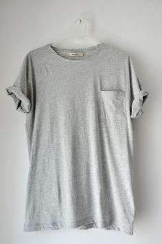 grey t-shirt base layer