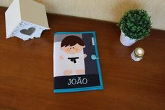 Porta Documentos - Menino Judoca