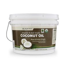 Boost your energy, support your heart, and experience other coconut oil benefits by consuming a pure coconut oil like Fresh Shores Extra Virgin Coconut Oil. http://products.mercola.com/coconut-oil/