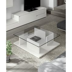 Home Decoration Items Modern Coffee Table Designs for a Minimalist Room # # table is an amazing item to put in your living roo Modern Glass Coffee Table, Simple Coffee Table, Coffe Table, Coffee Table With Storage, Glass Table, Centre Table Design, Tea Table Design, Table Designs, Centre Table Living Room