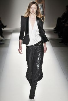 Balmain 발망 : Fall/Winter 2009 Ready-to-Wear Paris : 네이버 블로그
