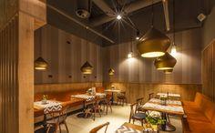 TrickShot Restaurant by PickTwo Studio, Bucharest – Romania » Retail Design Blog