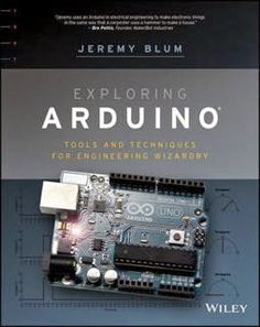 Author(s): Jeremy Blum Publisher: Wiley Date: 2013 Pages: 385 Format: PDF Language: English ISBN-10: 1118549368 ISBN-13: 978-1118549360 Size: 22.89 MB Description: Learn to easily build gadgets, gizmos, robots, and more using Arduino.  Written by Arduino expert Jeremy Blum, this unique book uses the popular Arduino microcontroller platform as an instrument to teach you about topics in electrical engineering, programming, and human-computer interaction. Whether you're a budding hobbyist or ...