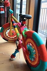 """knitter """"203gow"""" who knits everything live - livedoor Blog"""