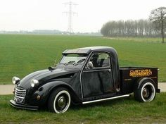 The Citroën woody, and other curiosities