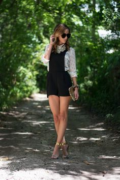 Sequins and Things | shortall shorty