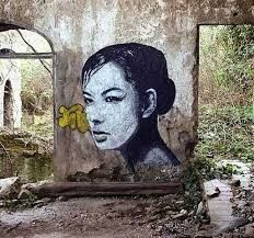Image result for street art in rome