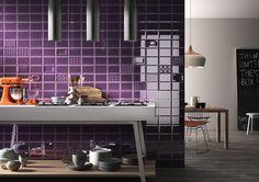 Tiles CENTO PER CENTO, cuisine moderne ceramic bicuisson [AM CENTO 3]