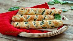 Ricotta e spinach roll - I Love Italian Food