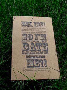 cute... Date Night Invitation