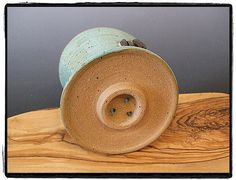 Beautiful Turquoise Coffee Dripper/Single Coffee by misunrie, $25.00
