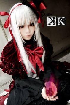 Kushina Anna (WorldCosplay) | K Project #anime #cosplay