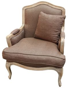 Henri French Provincial Armchair