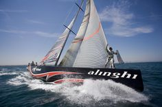 SUI 100 and SUI91 racing in Valencia | Alinghi - Official website