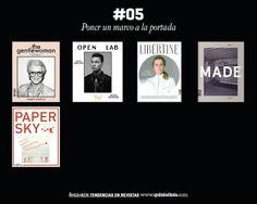 19 tendencias de diseño que confirman el renacimiento de las revistas