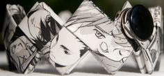 RARE Imported Gundam Wing Endless Waltz cuff by FantasticFoldsShop, $35.00