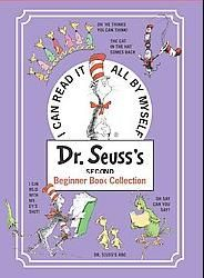 @Overstock - Want to give a gift that will make a lasting impression? This boxed set of of five beloved Beginner Books by Dr. Seuss—The Cat in the Hat Comes Back, Dr. Seuss`s ABC, Oh Say Can You Say?, Oh the Thinks You Can Think!, and I Can Read with My Eyes ...http://www.overstock.com/Books-Movies-Music-Games/Dr.-Seusss-Second-Beginner-Book-Collection-Hardcover/5977057/product.html?CID=214117 $26.45