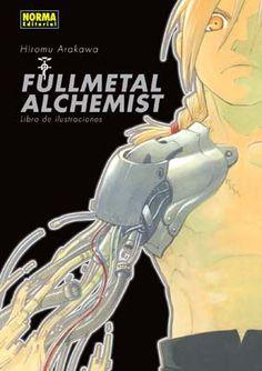 Fullmetal Alchemist, Libro de Ilustraciones - H. Arakawa