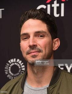 Actor Maurice Compte from the movie 'From Dusk Till Dawn' poses on arrival for the Paley Center For Media 's 10th annual PaleyFest fall TV previews in Beverly Hills, California on September 9, 2016 / AFP / Frederic J. BROWN