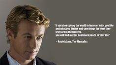 Patrick Jane Quote - Visit WebtalkMedia.com for info on blogging!
