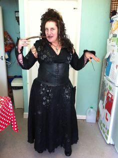 Bellatrix Lestrange OOTP.