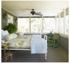 Outdoor Rooms, Outdoor Living, Outdoor Patios, Outdoor Kitchens, Outdoor Bedroom, Outdoor Art, Sleeping Porch, Floor Sleeping, Relax