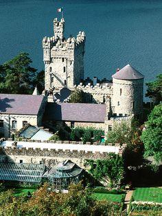 Glenveagh Castle, Donegal, Ireland