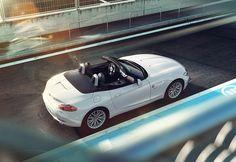 BMW Z4 - Full CGI & Retouching on Behance