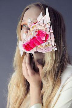 Editorial Moda: Colour Crunches