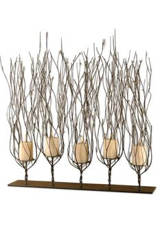 Uttermost 'Fedora' Candleholder available at #Nordstrom