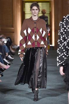 London Fashion Week - Huishan Zhang