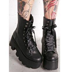 Sugar Thrillz Britta Boots