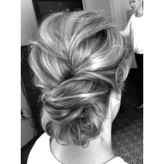 Bun-it! These chic buns would be the perfect hair do for your wedding - Wedding Party